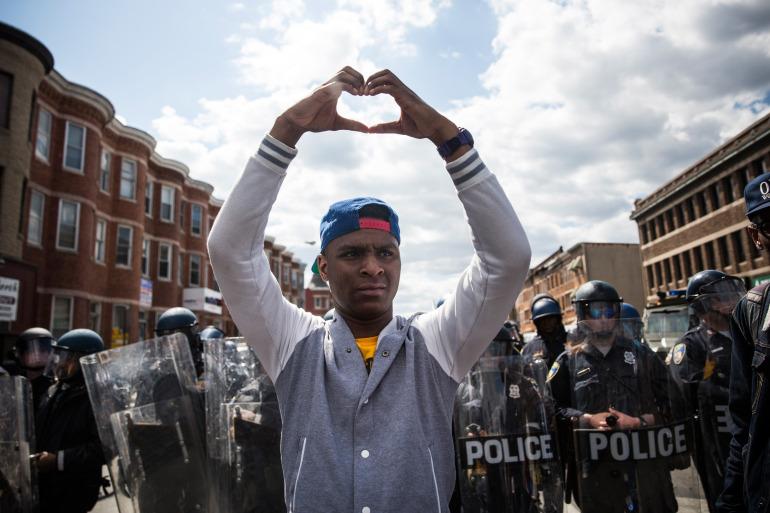 Baltimore Ayaklanması