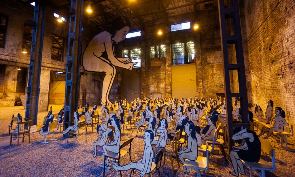 st petersburg sokak sanati muzesi