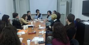 Sosyal Politikalar Çalışma Grubu Toplandı