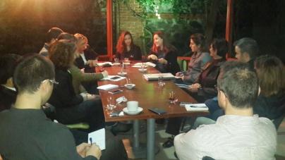 Kadıköy Akademi Ekoloji Çalışma Grubu İlk Toplantısını Gerçekleştirdi