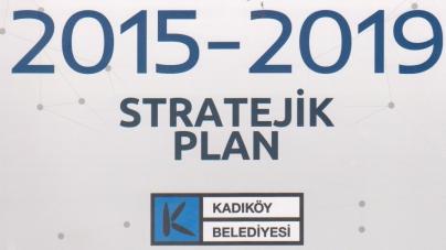Stratejik Planın Mekansallaşması Semineri Kadıköy Akademi'de