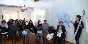 Kadıköy Akademi'de Proje Döngüsü Yönetimi Eğitimi Gerçekleştirildi