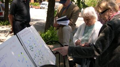 New Yorklular Parkların Tasarımı için Fikirlerini Paylaşıyor
