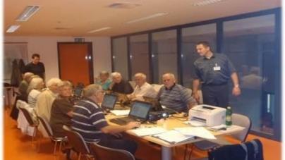 Yaşlı Dostu Kentlerden: Ljubljana'da Yaşlılara Özel Bilgisayar Okuryazarlığı Kursları