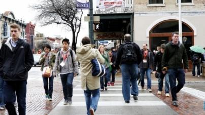 ABD'de Yayınlanan Rapora Göre Kentlerde Yürünebilir Alanlar Giderek Daha Çok Tercih Ediliyor