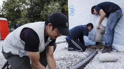 Birleşmiş Milletler Mülteciler Yüksek Komiserliği (BMMYK) ve Selanik Belediyesi Mültecilere Yönelik Konut Anlaşması İmzaladı