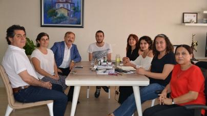 Kadıköy Akademi'den Akdeniz Belediyesi'ne Ziyaret