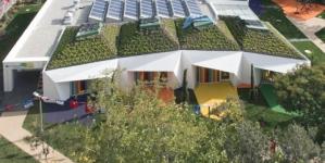 Kadıköy'de Sürdürülebilir Bir Anaokulu Projesi