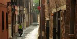 Bisiklet Şehri Ferrara