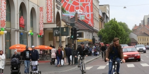 Oslo Şehir Merkezinde Araç Parkı Yasaklanıyor