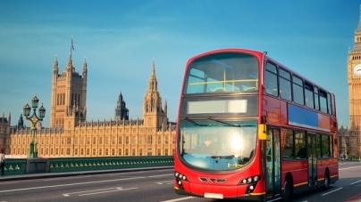 Londra, 2050'ye Kadar Trafik Emisyonlarını Sıfırlamayı Planlıyor