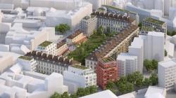 Paris'teki Tarihi Kışla Yakın Zamanda Sosyal Konuta Dönüştürülecek