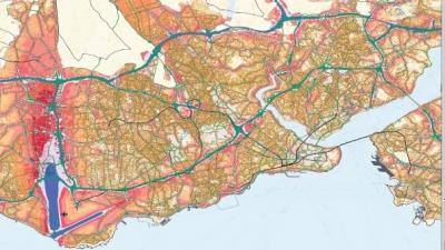 ABD'de Gürültü Seviyeleriyle Sosyo-Ekonomik ve Irksal Ayrışma İlişkisi Üzerine Bir Araştırma ve İstanbul'a Bir Bakış