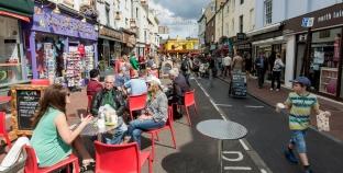 Araştırmalara Göre, Yürünebilen Şehirler Kan Basıncı ve Yüksek Tansiyon Riskini Düşürüyor