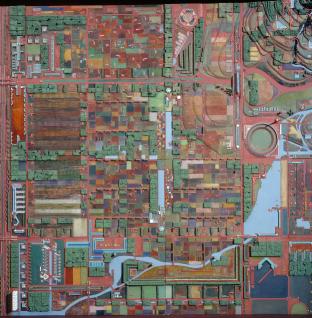10 Diyagramda Kent Planlamasının Evrimi