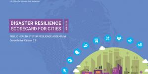 Kentlerin Afet Dirençlilik Karnesi: Halk Sağlığı Sisteminin Dirençliliği Eki