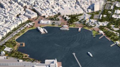 Kadıköy Meydanı Kentsel Tasarım Yarışması'nı Kazanan Eşdeğer Ödüller Açıklandı