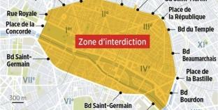 Paris tarihi merkezi trafiğe kapatmayı planlıyor