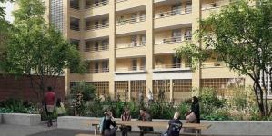 Gent'te sosyal konut programlarına yatırım desteği